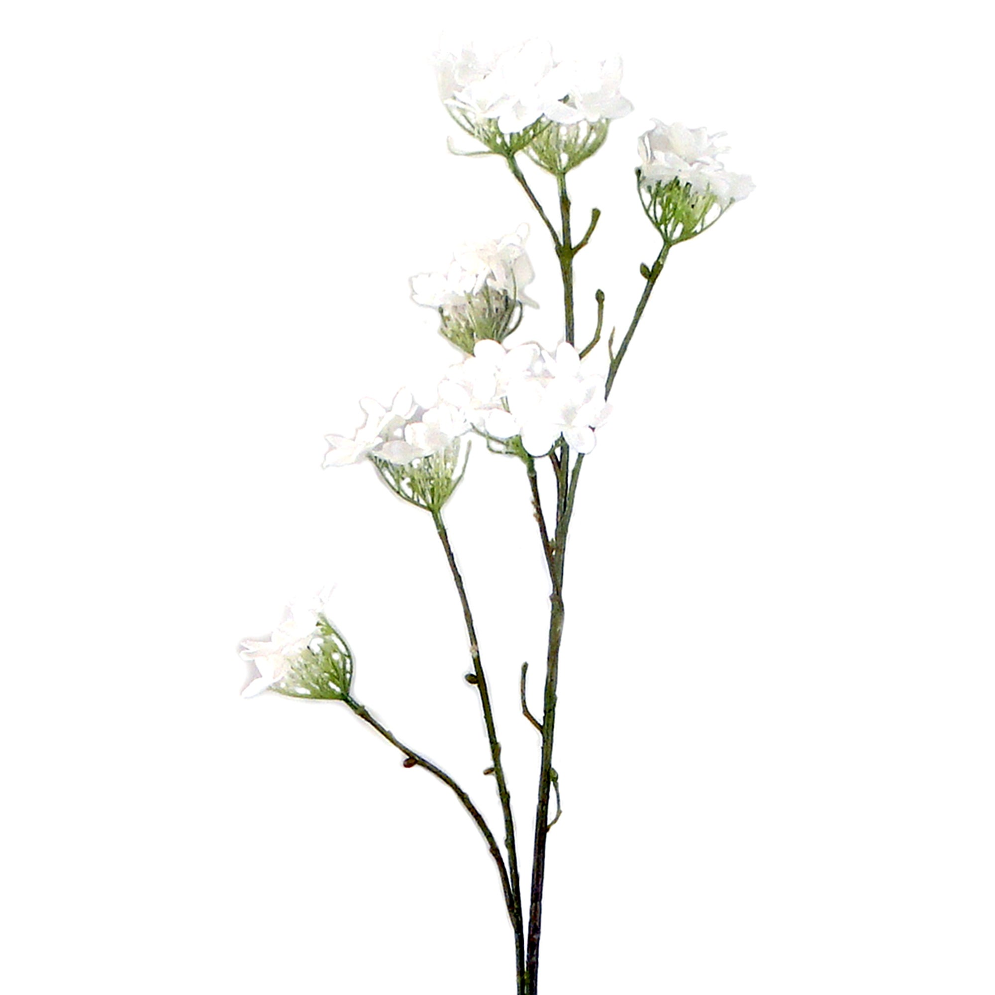 Artificial White Wedding Blossom