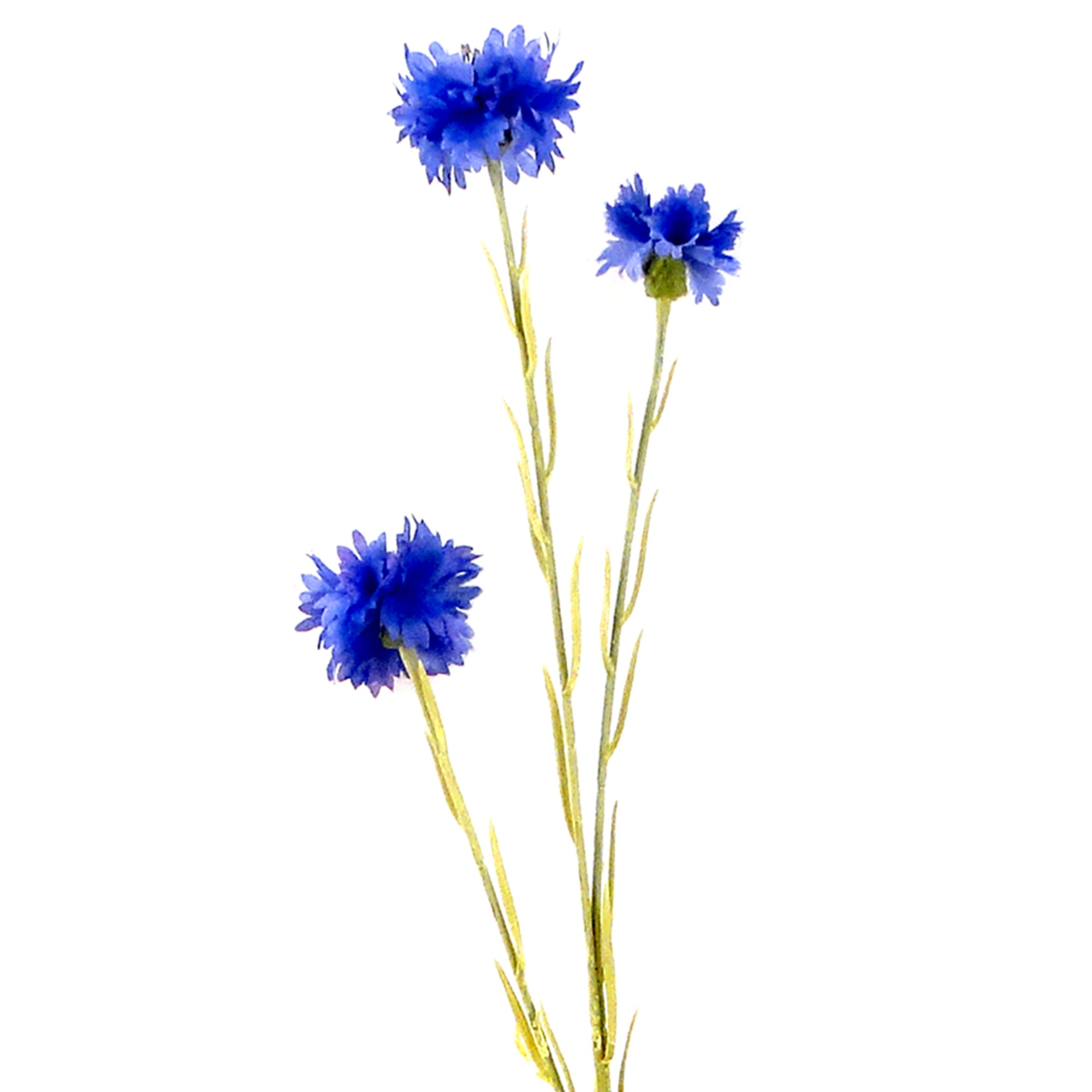 Artificial Meadow Cornflower