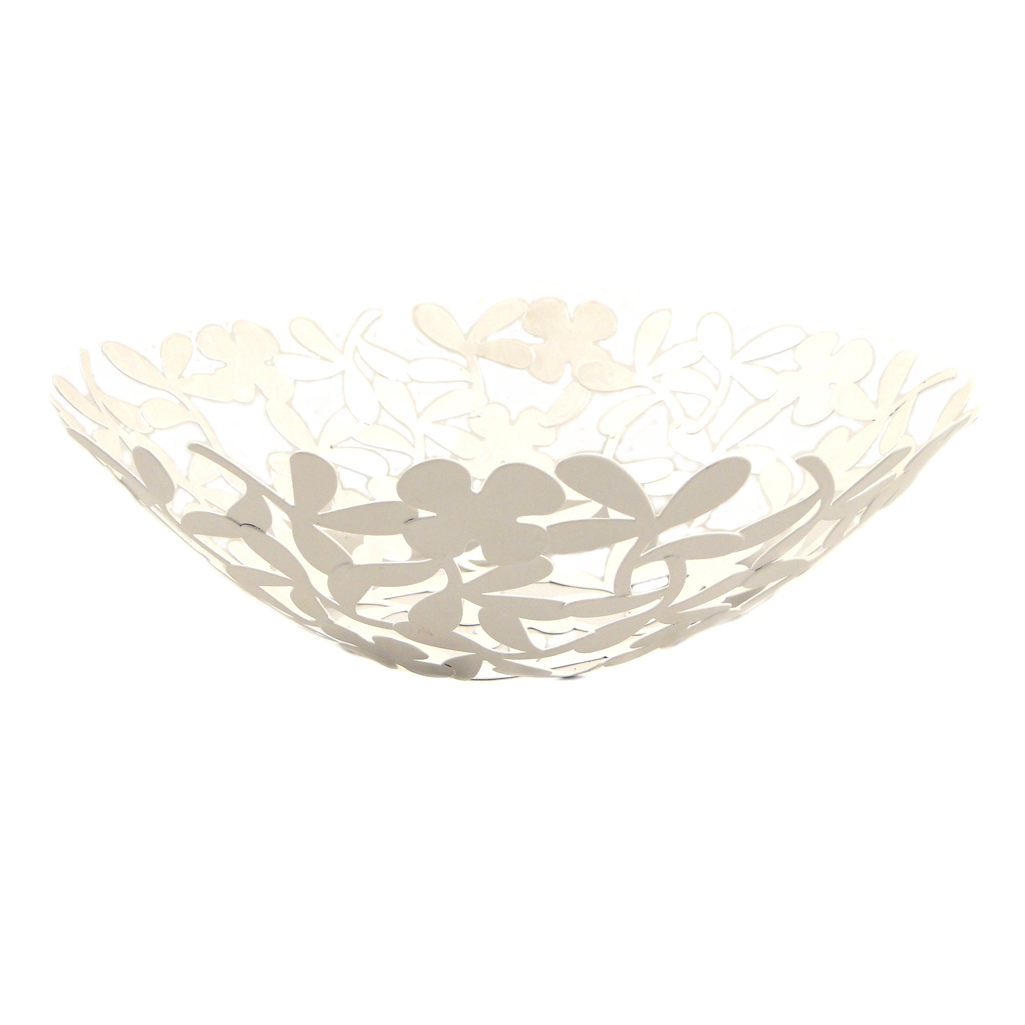 Chalk Collection Floral Bowl