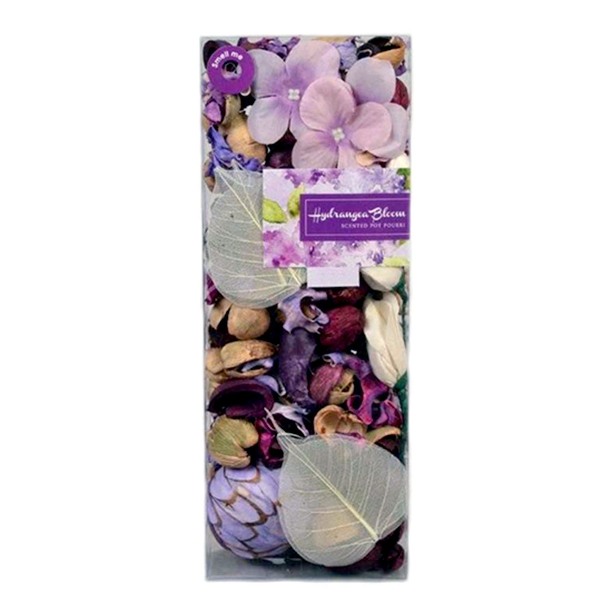 Watercolour Hydrangea Bloom Pot Pourri
