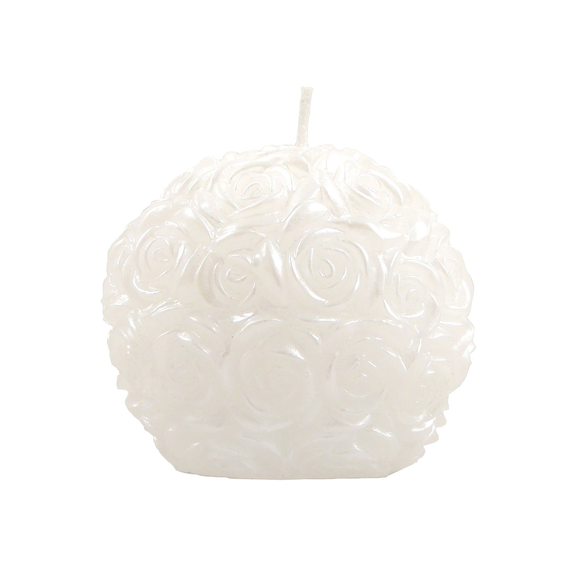 Wedding Floral Ball Candle