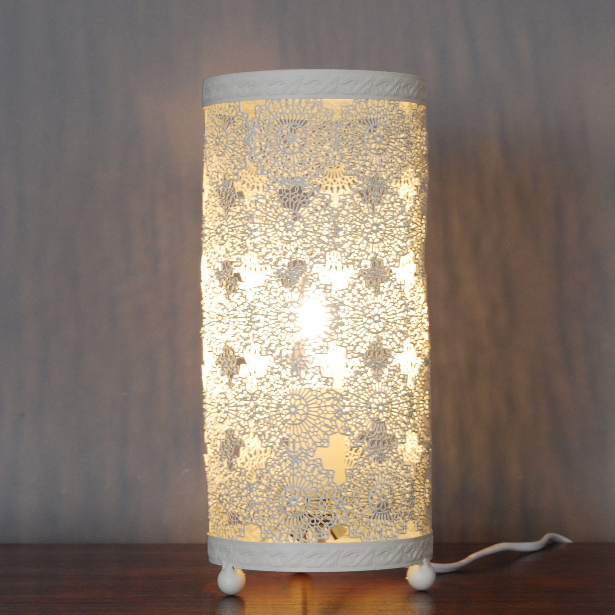 Darcie Ivory Table Lamp