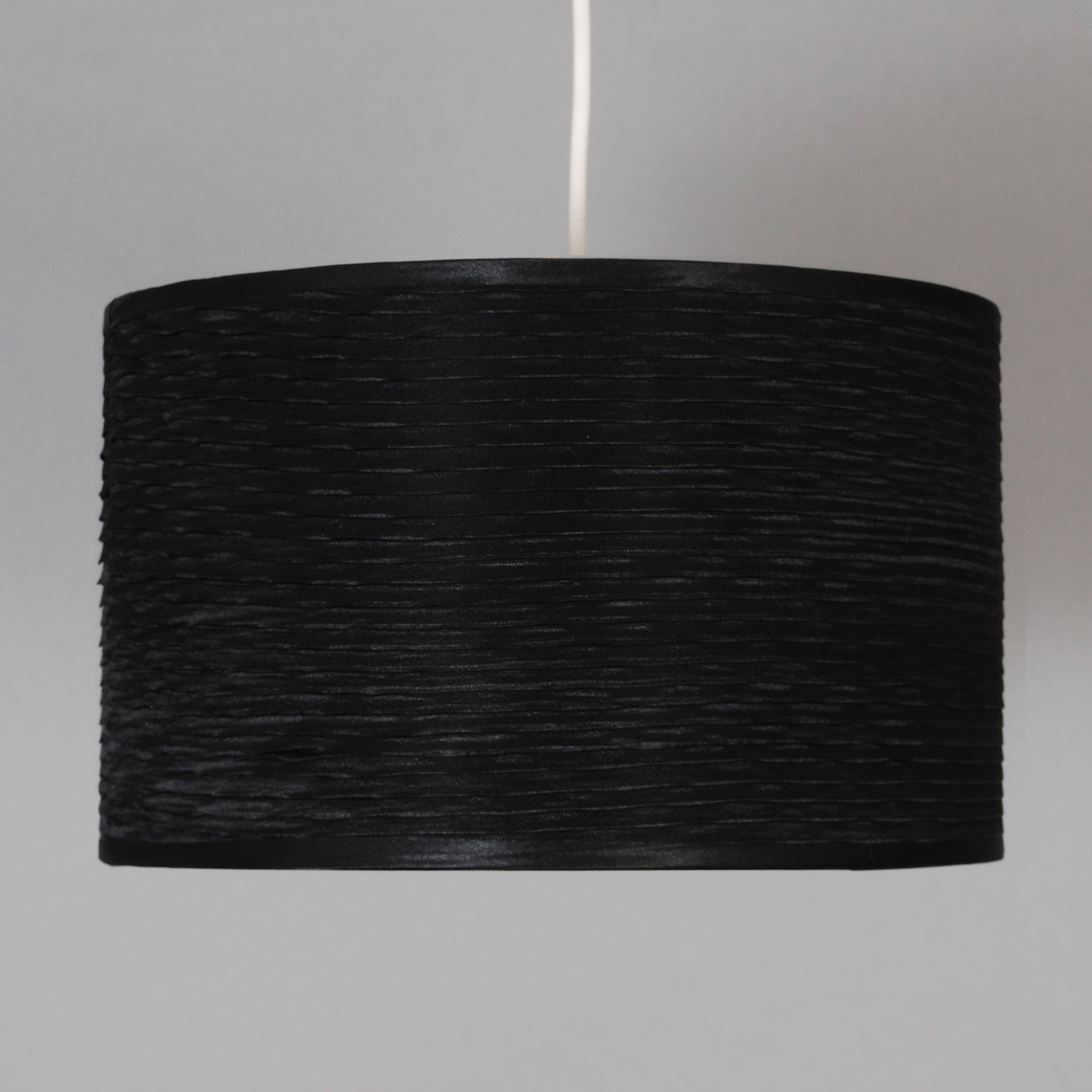 Ripple Black Pendant Shade
