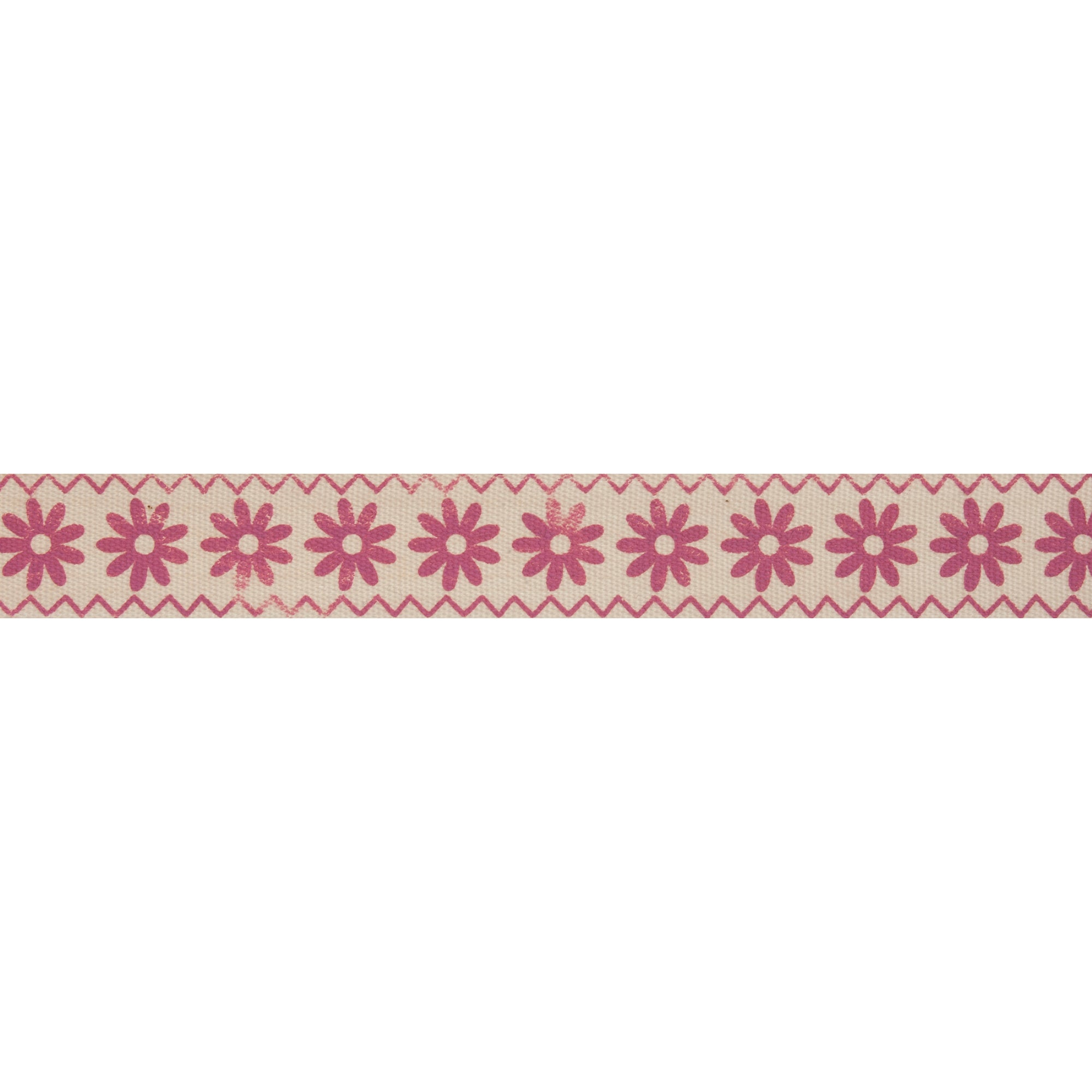 Bowtique Pink Flower Ribbon