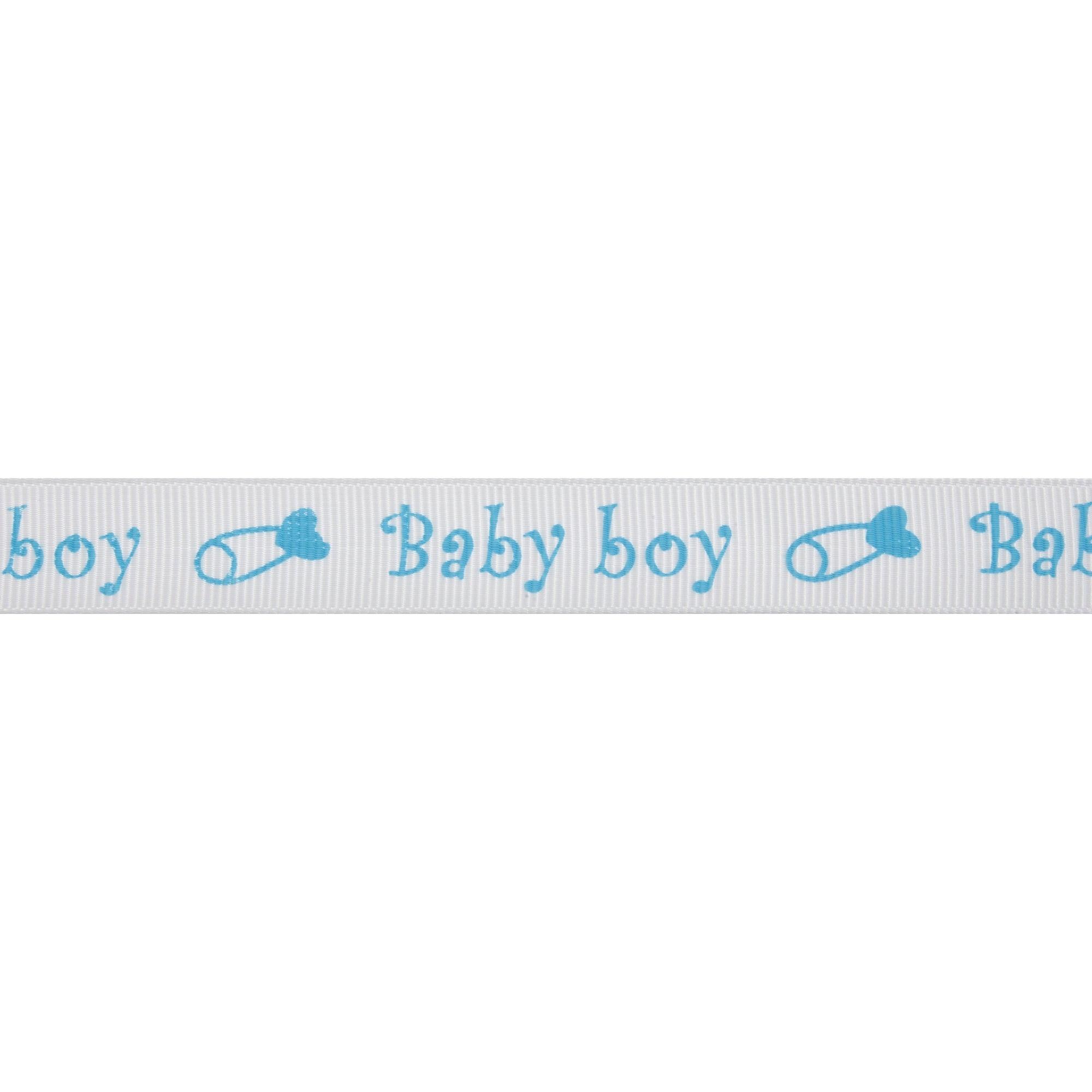 Bowtique Baby Boy Grosgrain Ribbon