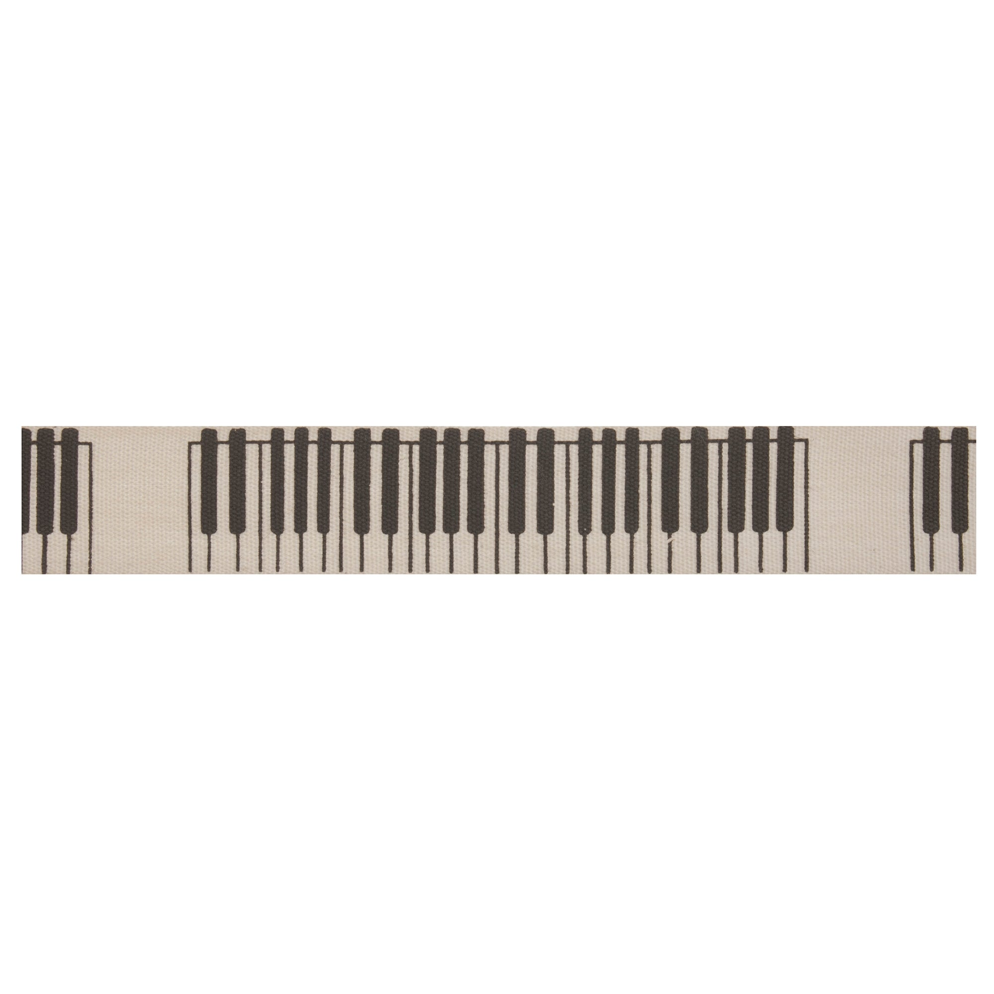 Bowtique Piano Keys Ribbon