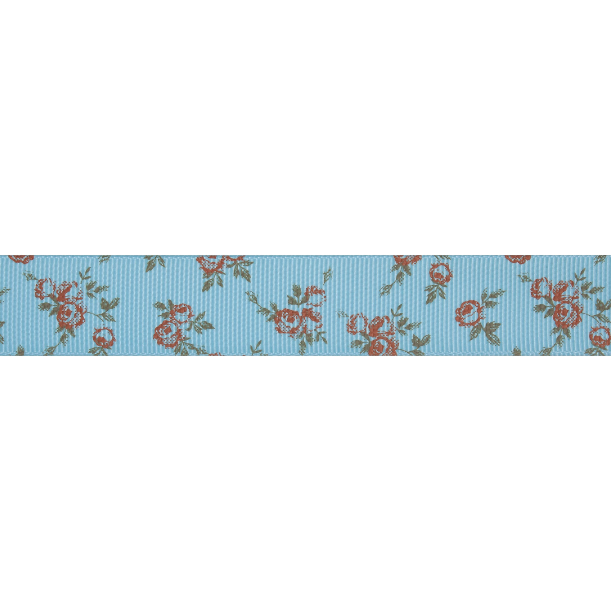 Bowtique Grosgrain Rose Ribbon