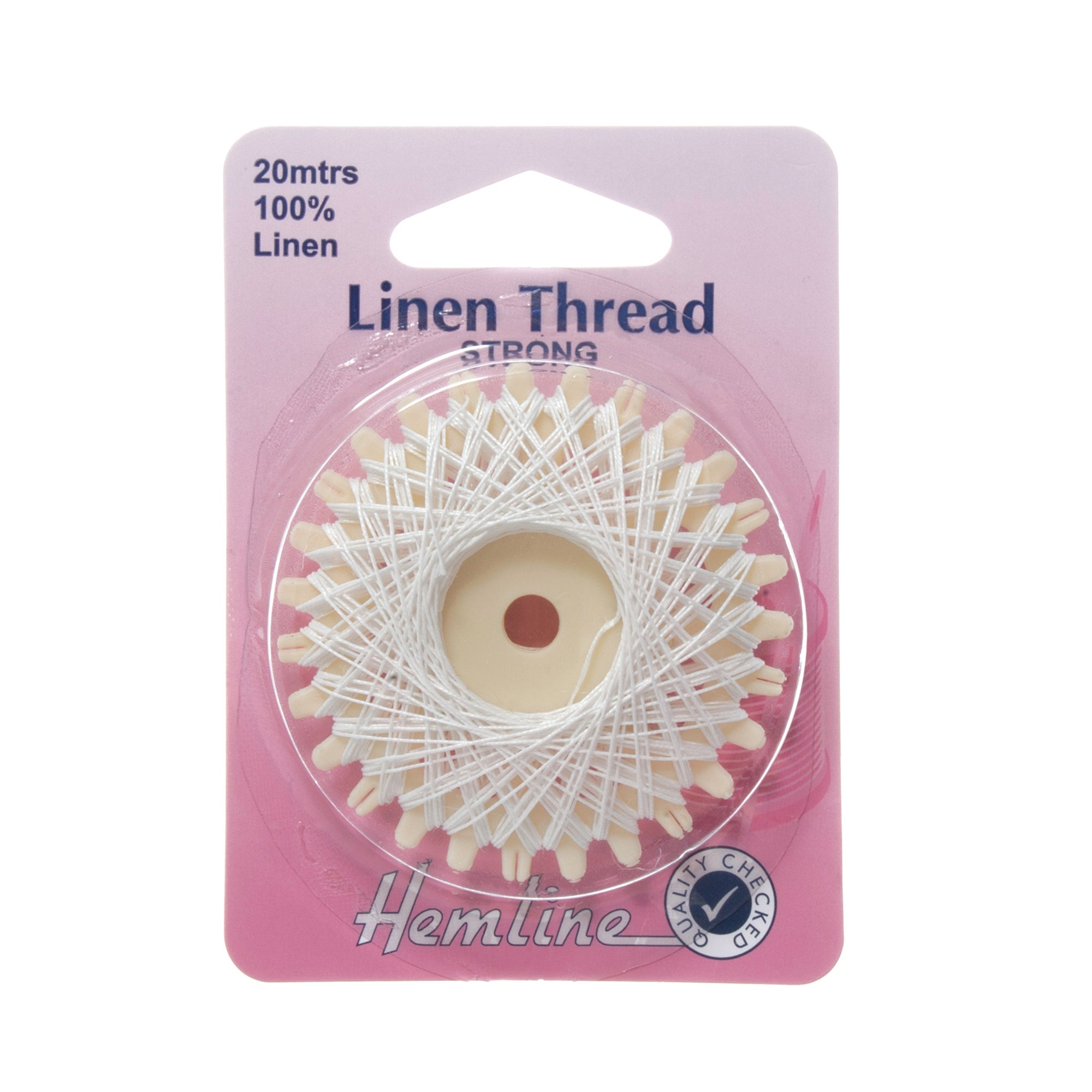 Hemline 20m Linen Thread