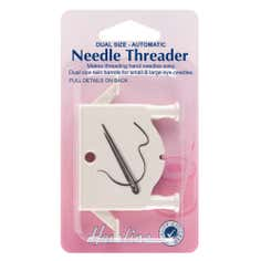 Hemline Dual Size Auto Needle Threader