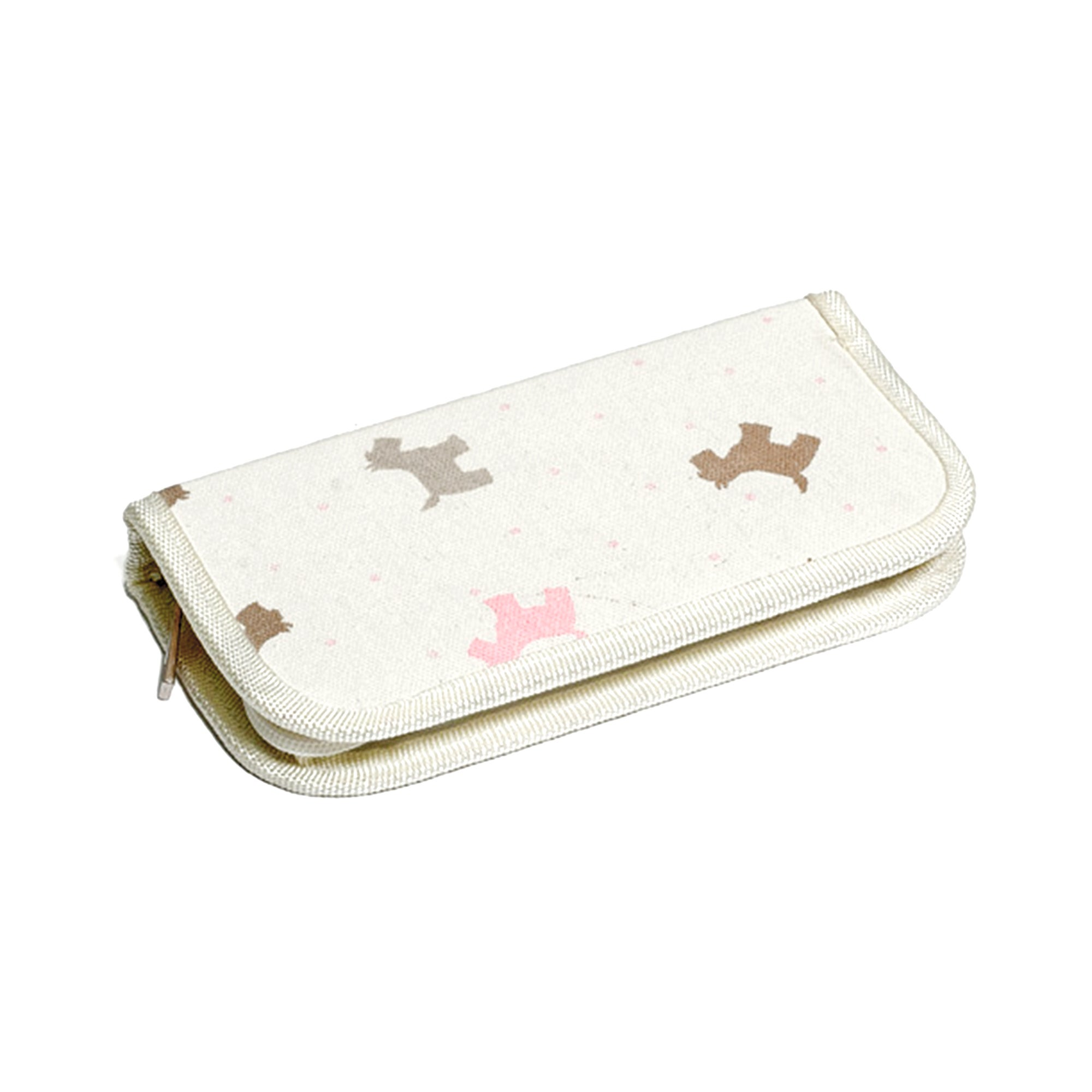 Scotty Dog Knitting Pin Case