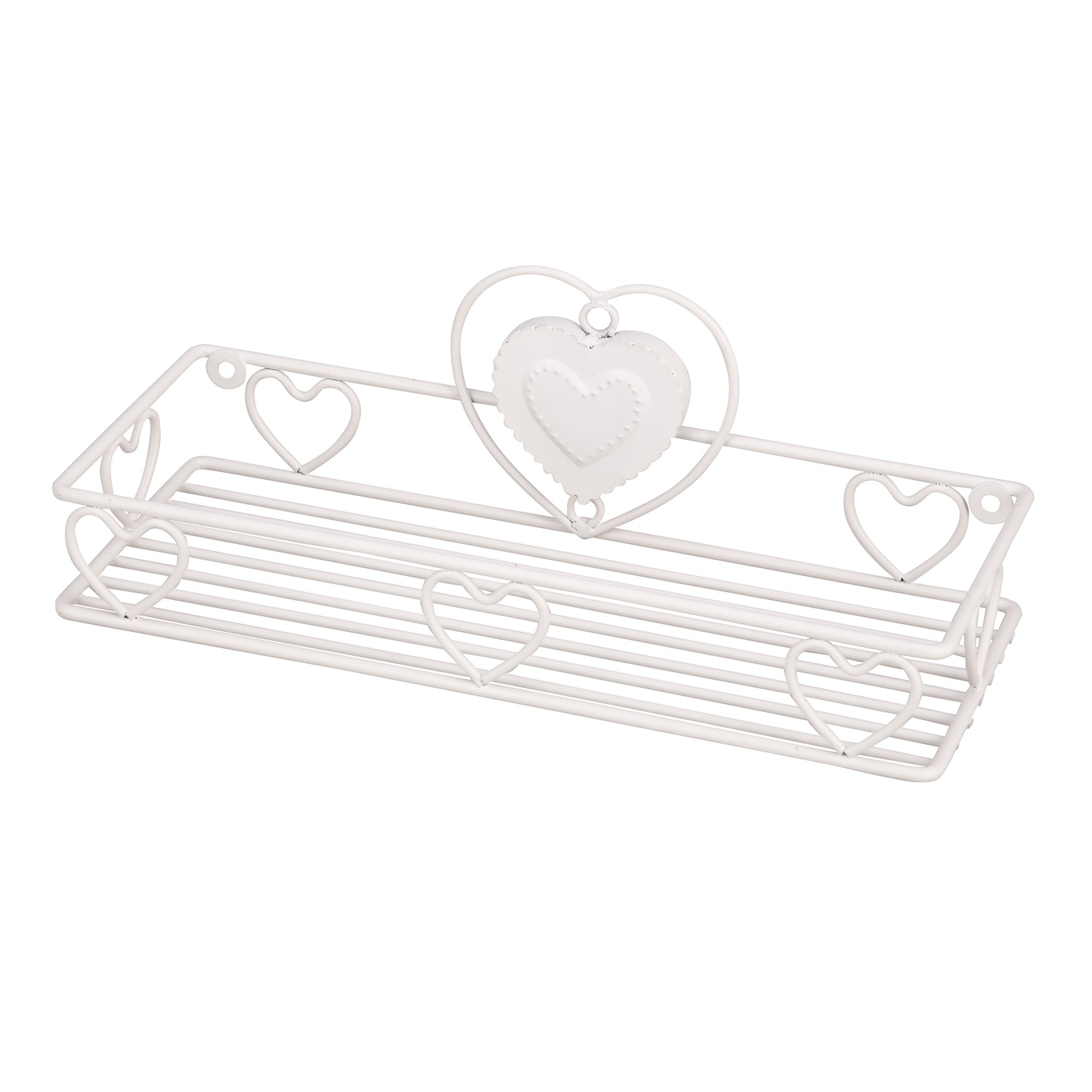 Vintage Heart Collection Shelf
