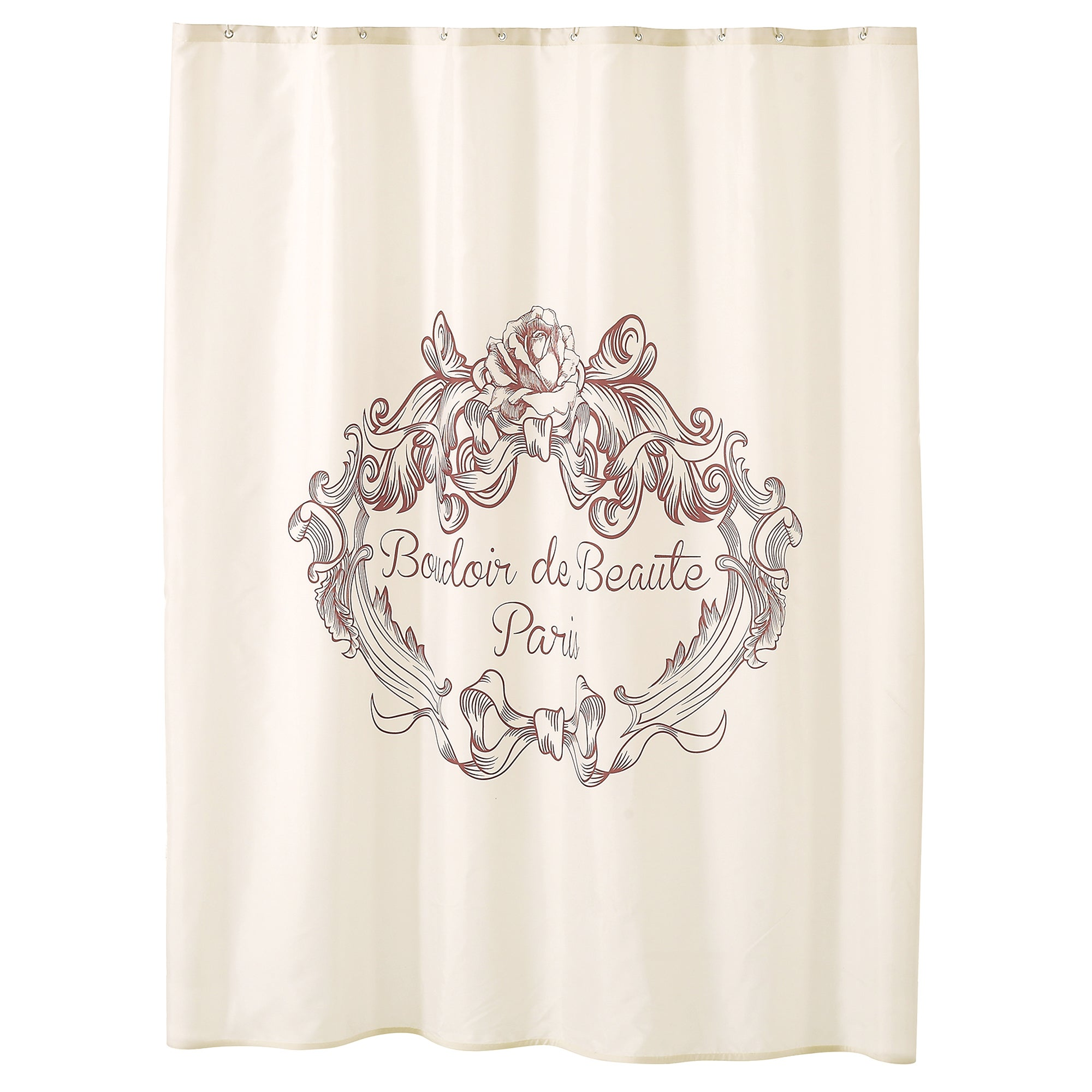 Boudoir de Beaute Shower Curtain