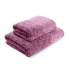 Boudoir Damask Jacquard Towel