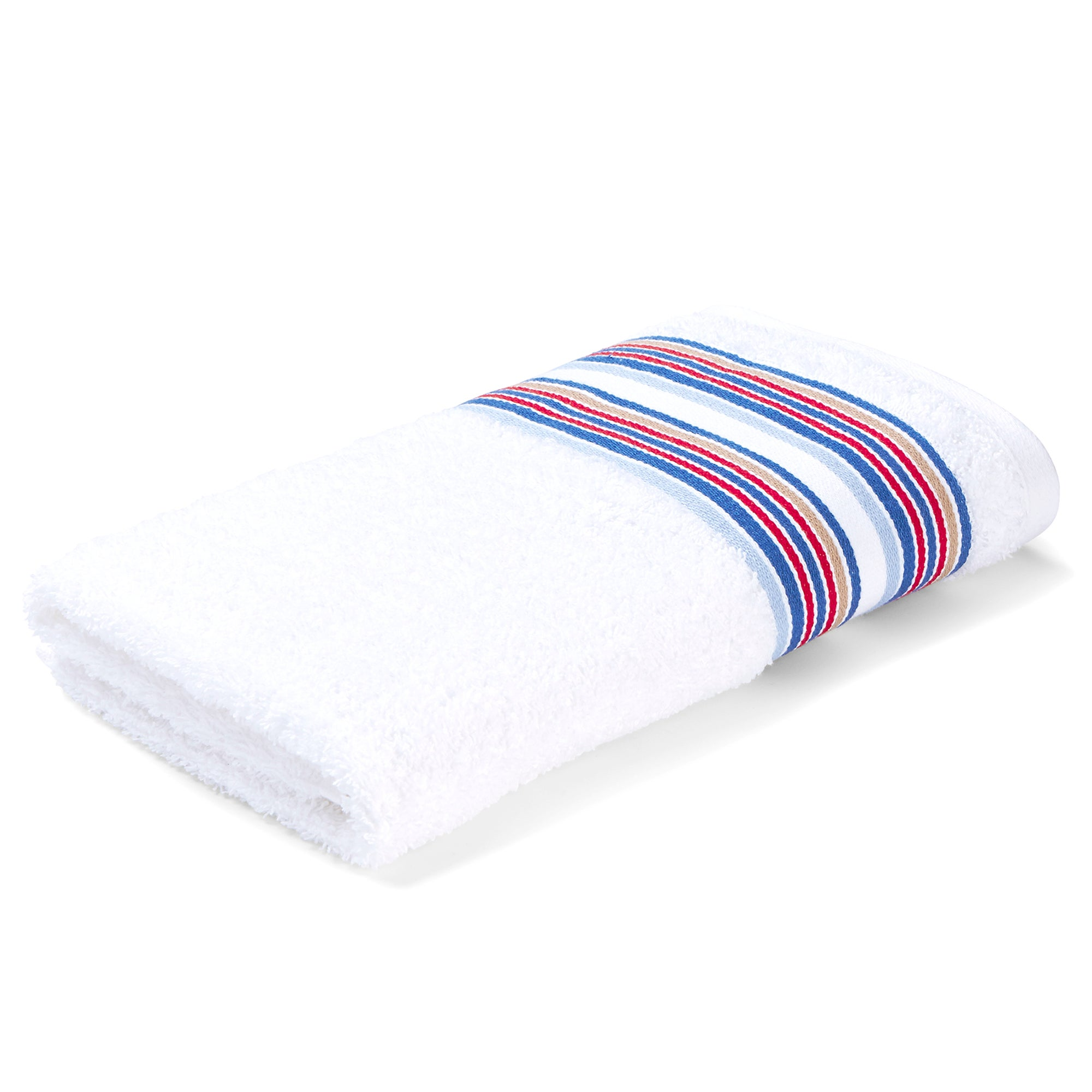 Newhaven Collection Stripe Hand Towel