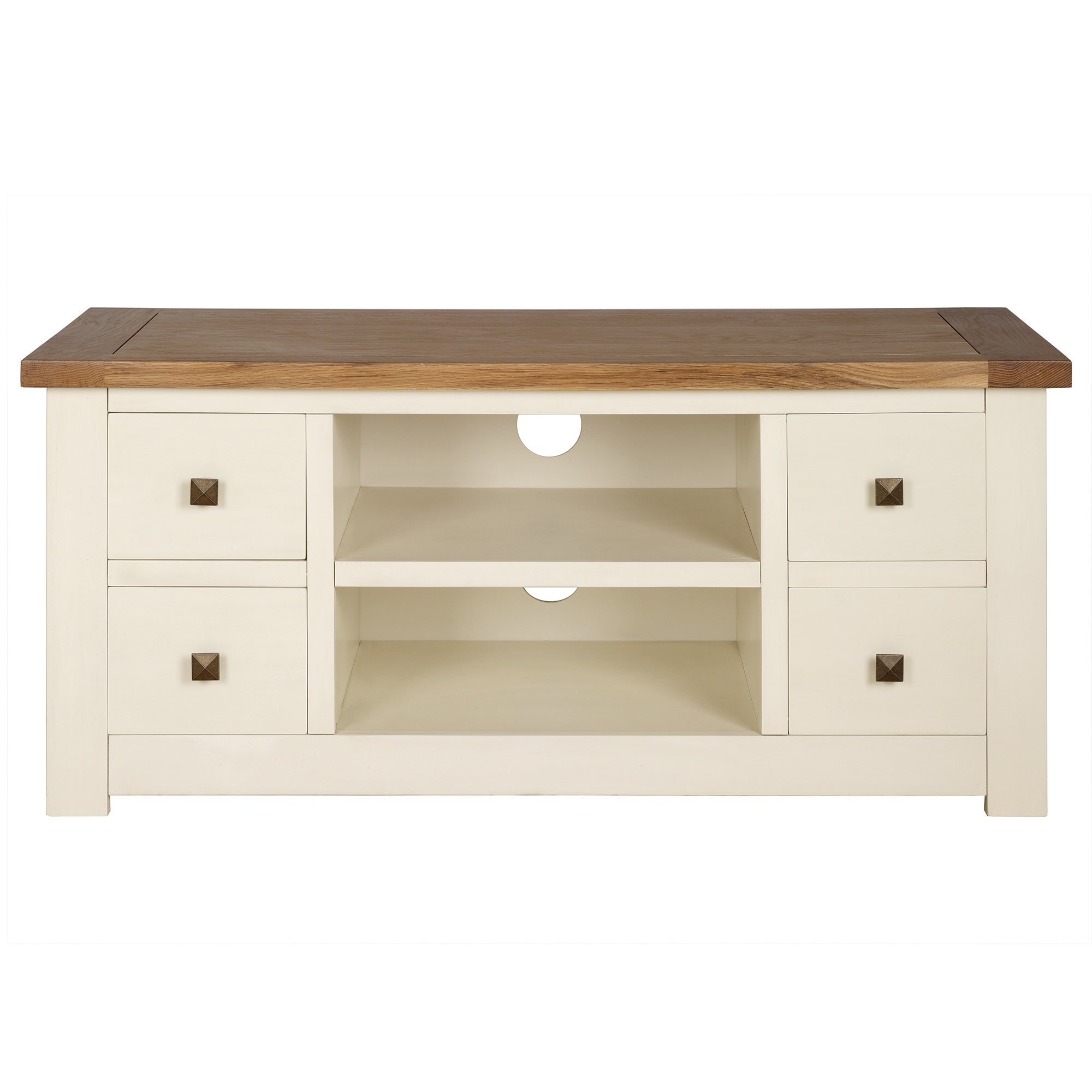 Henley Cream Wide TV Unit