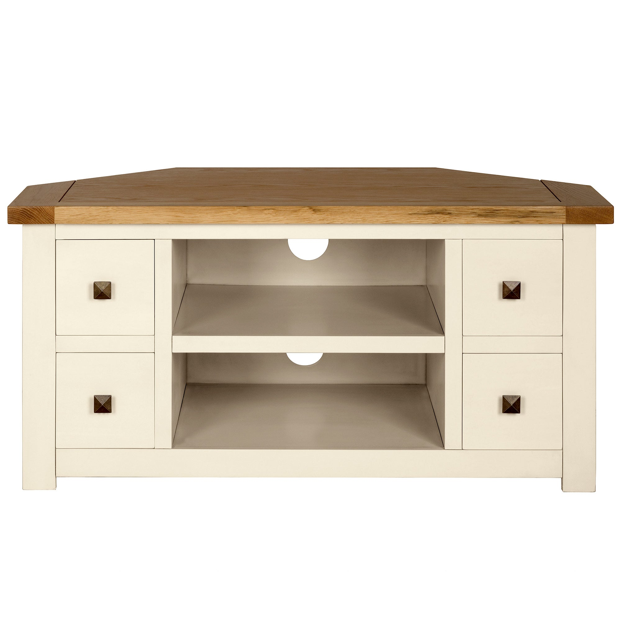 Henley Cream Corner TV Unit