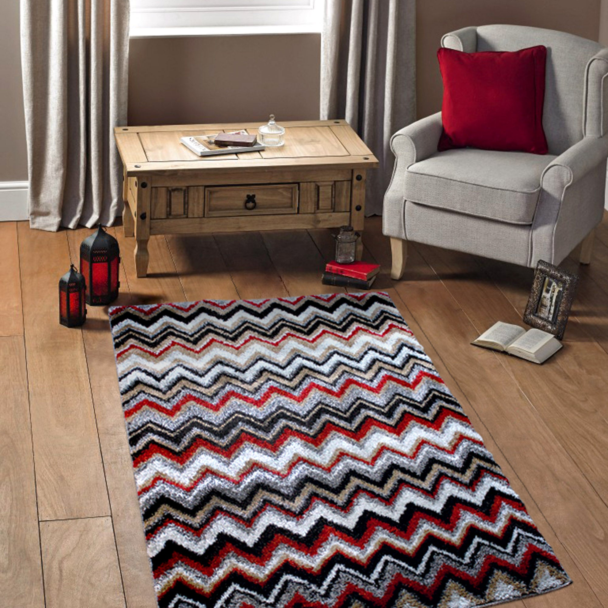 Tribal Luxe Rug