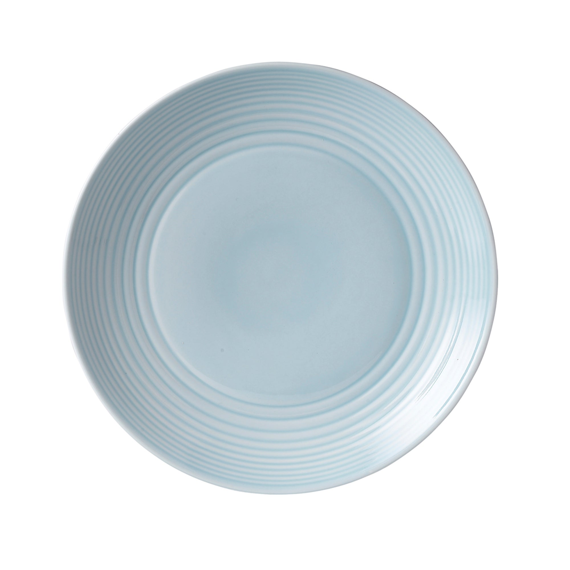 Blue Gordon Ramsay Maze Collection Dinner Plate