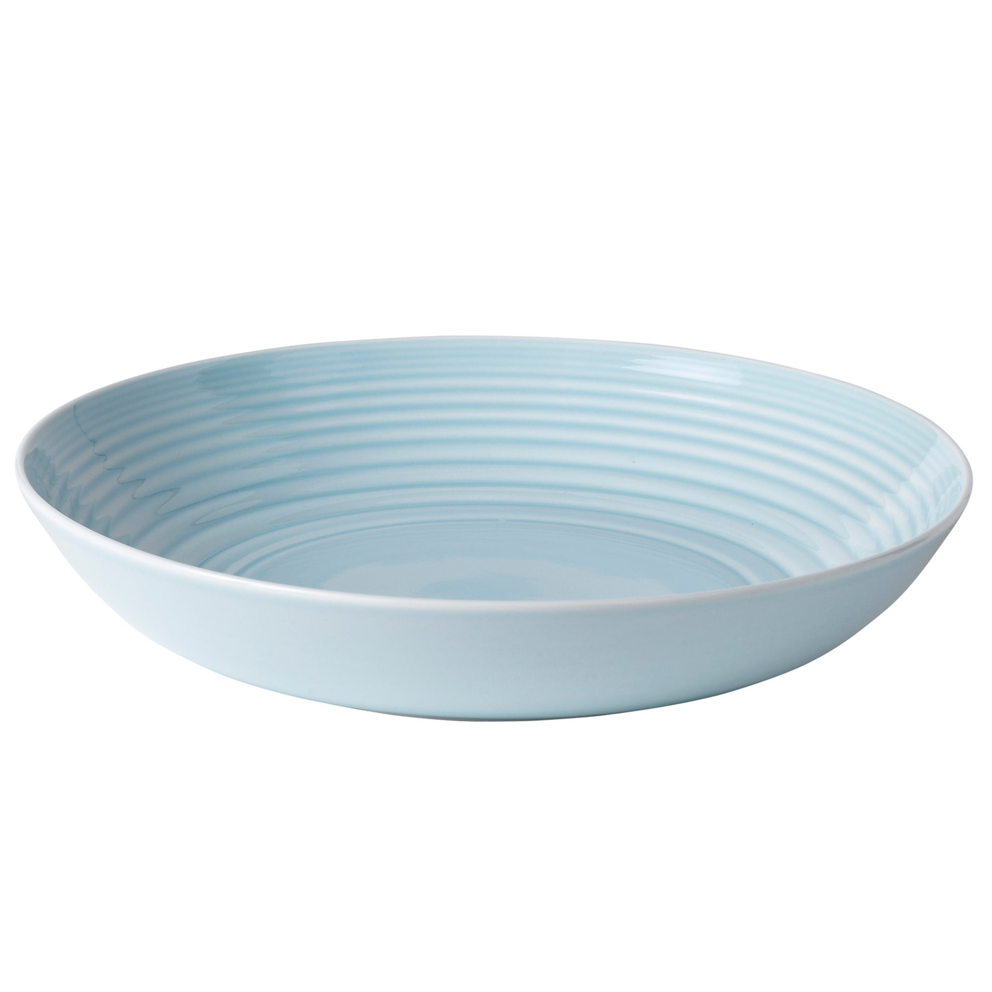 Blue Gordon Ramsay Maze Collection Serving Bowl