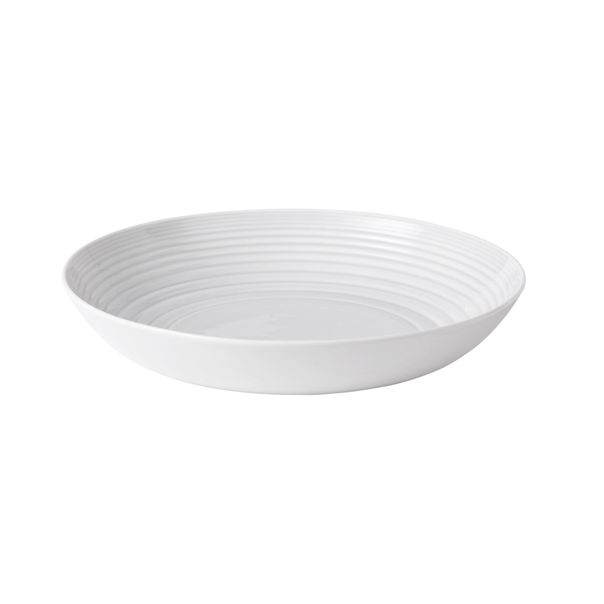 White Gordon Ramsay Maze Collection Serving Bowl