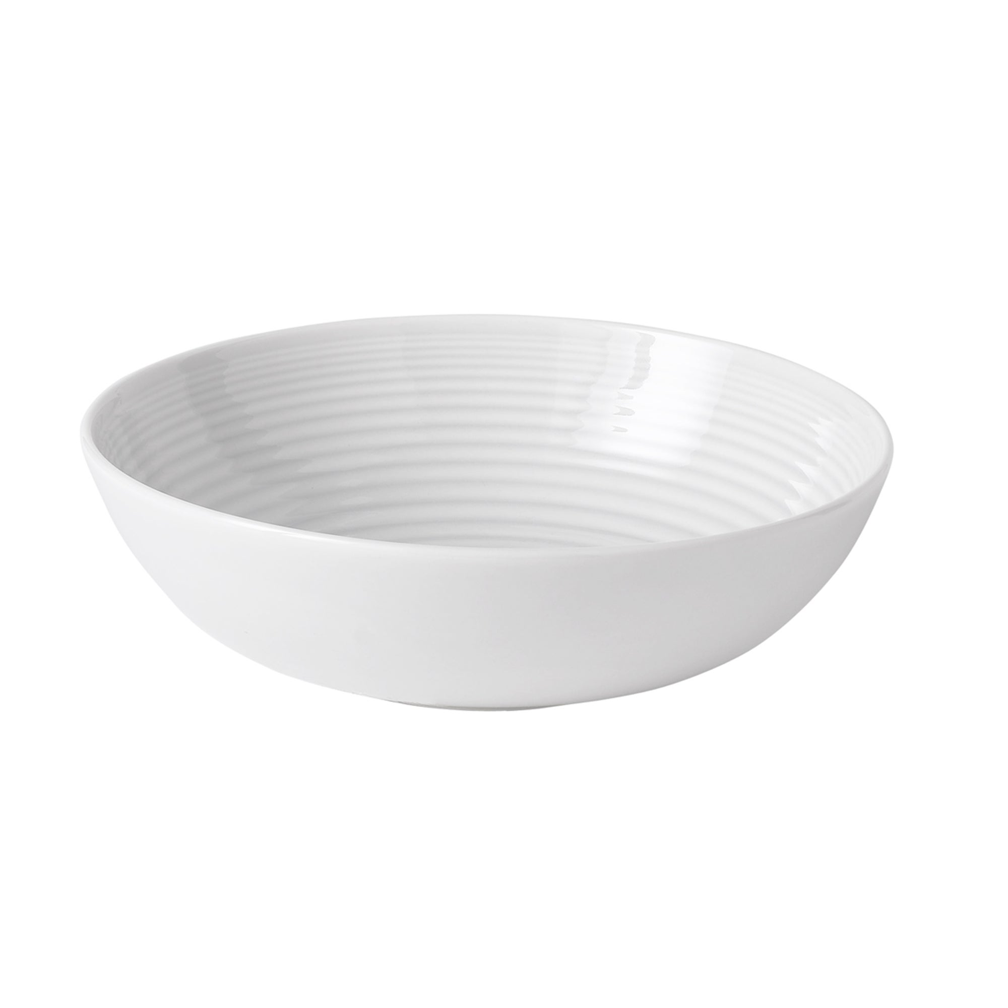 White Gordon Ramsay Maze Collection Bowl