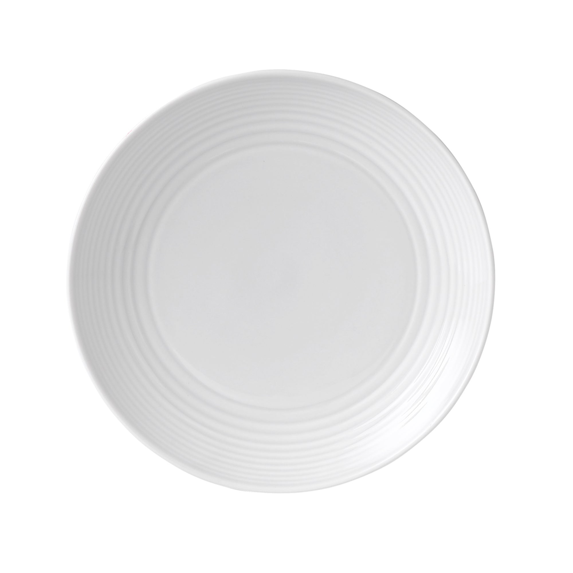 White Gordon Ramsay Maze Collection Side Plate