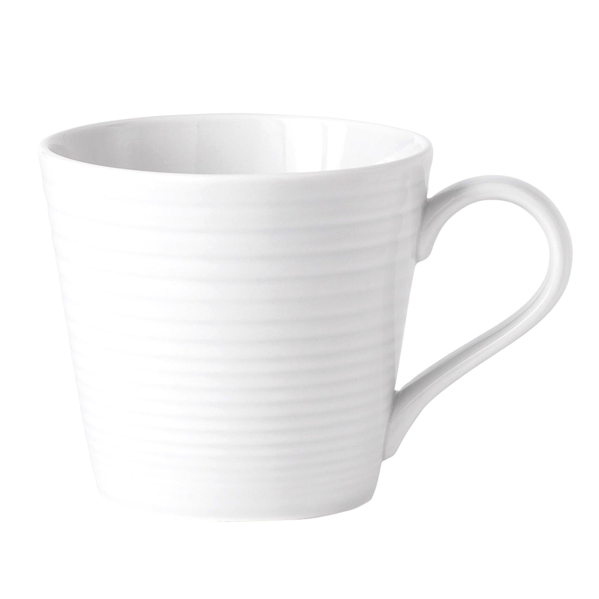 White Gordon Ramsay Maze Collection Mug