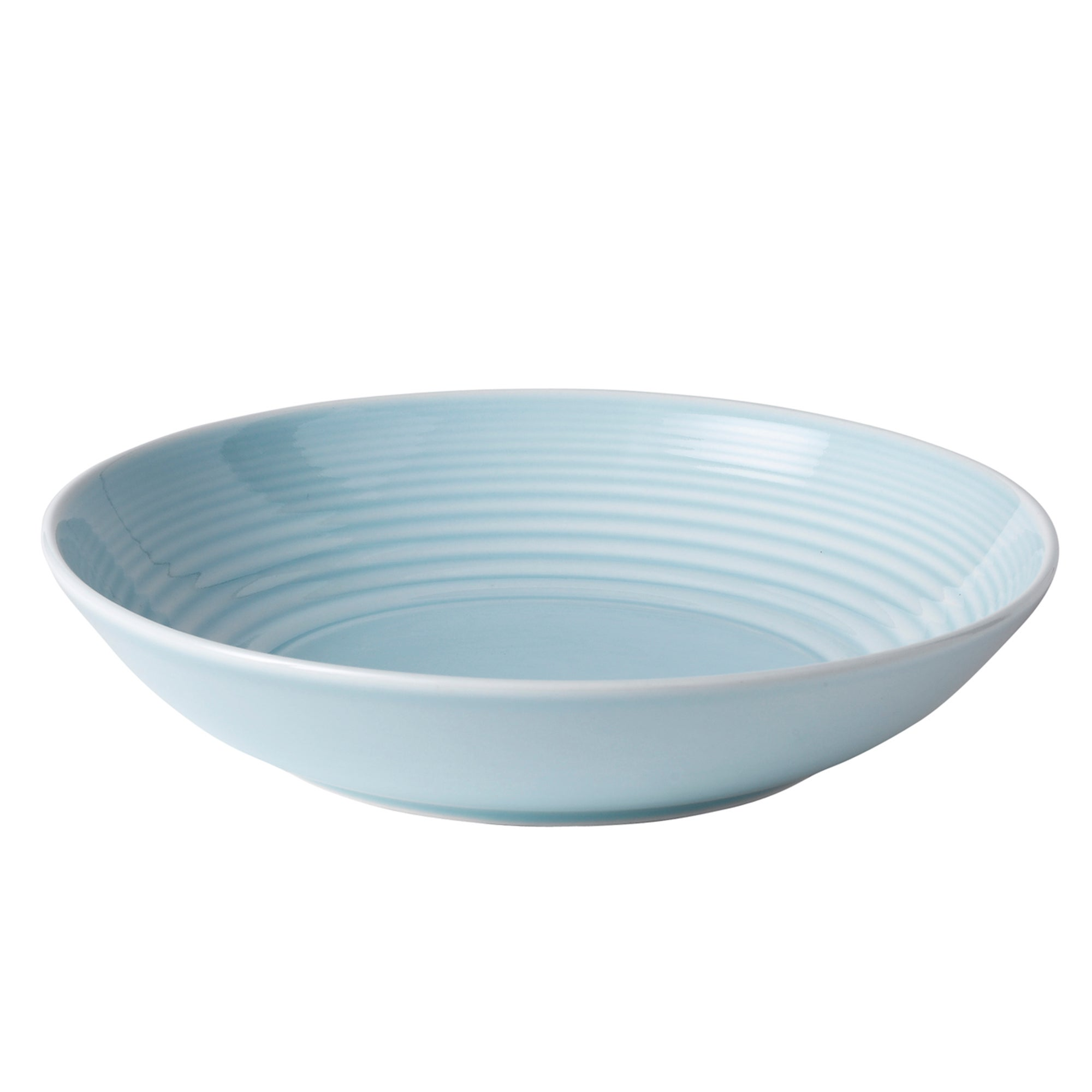 Blue Gordon Ramsay Maze Collection Pasta Bowl