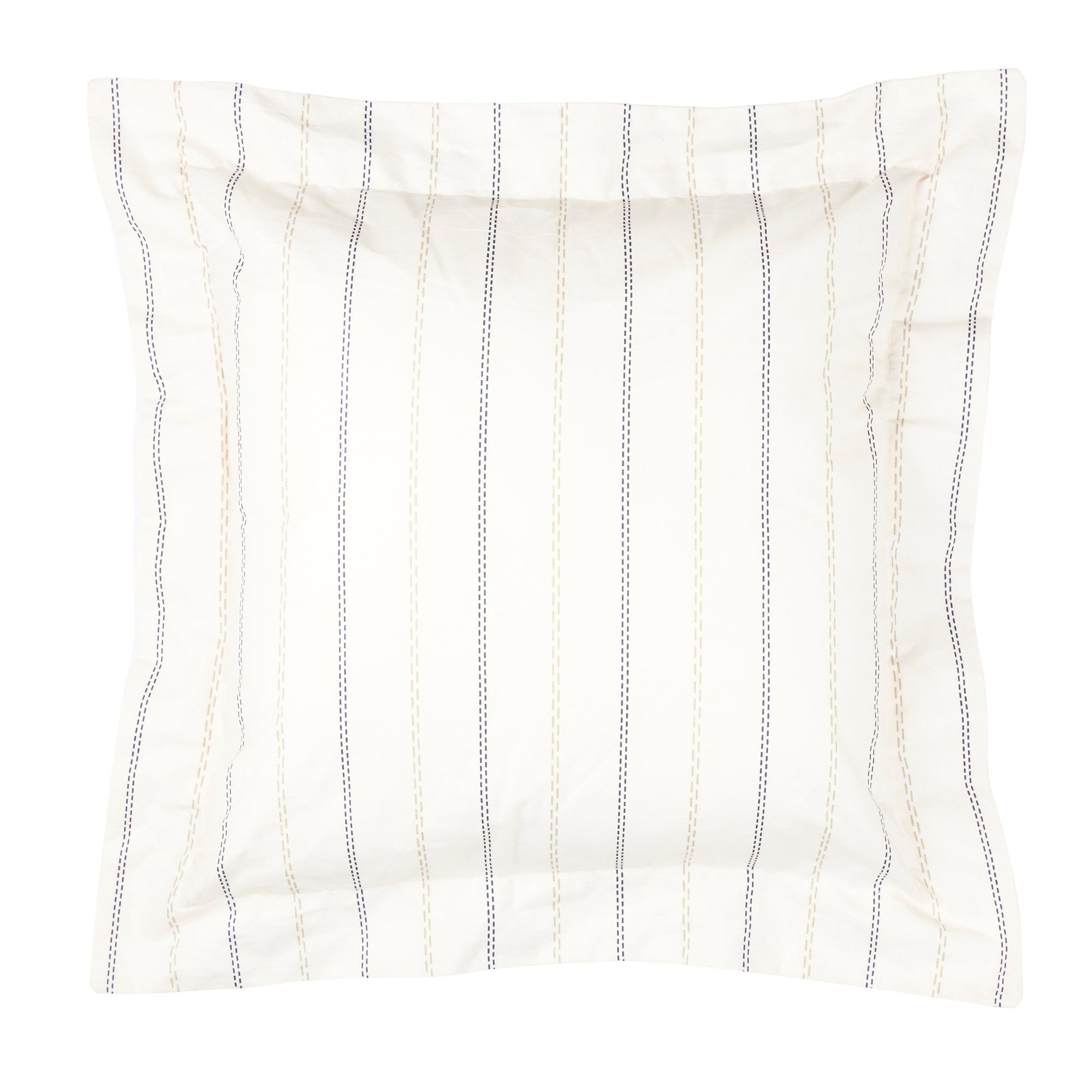 The Hamptons Taupe Alexander Collection Cushion