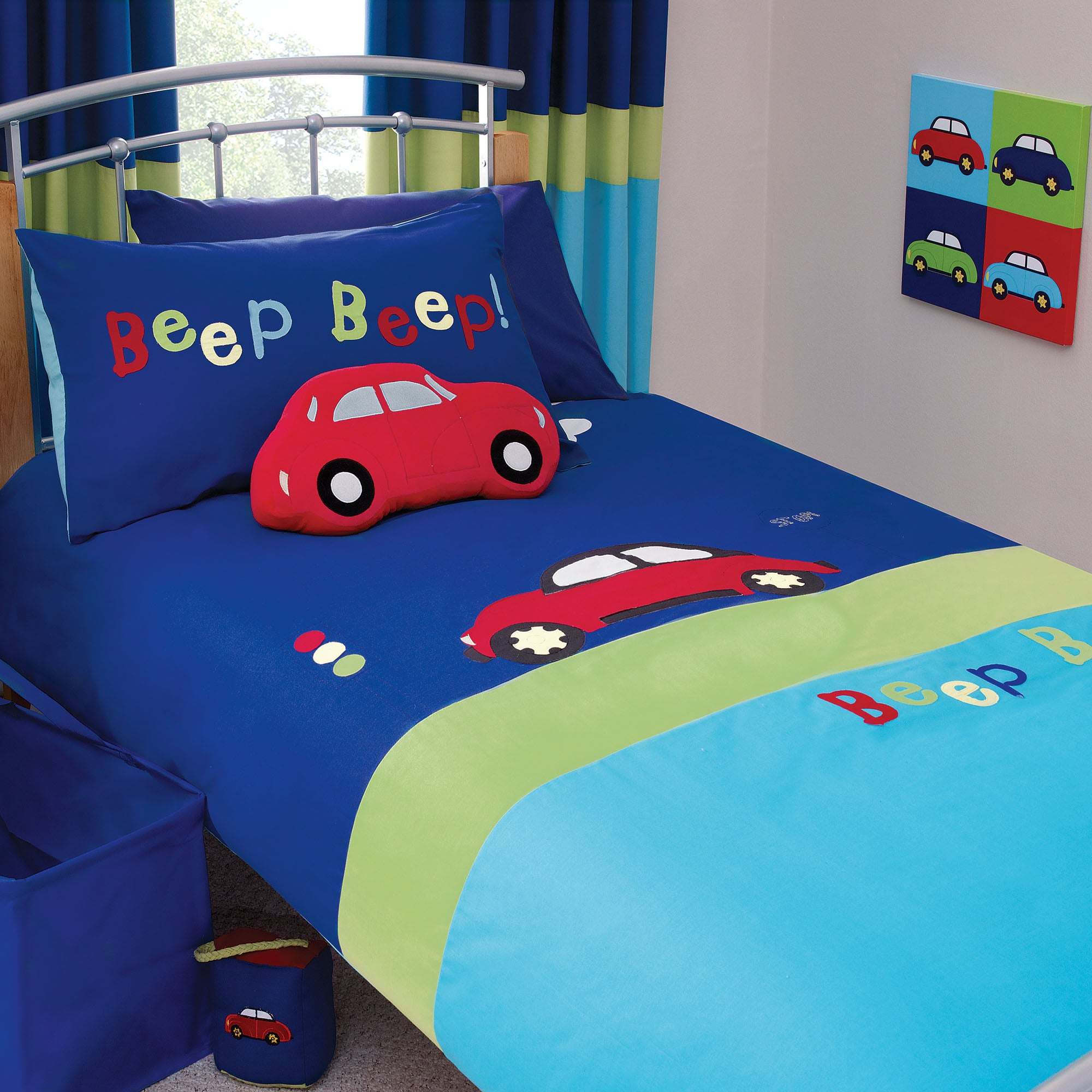 Kids Beep Collection Duvet Cover Set