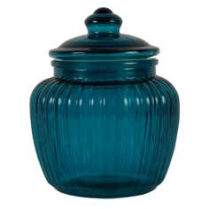 Curiosity Lidded Glass Jar