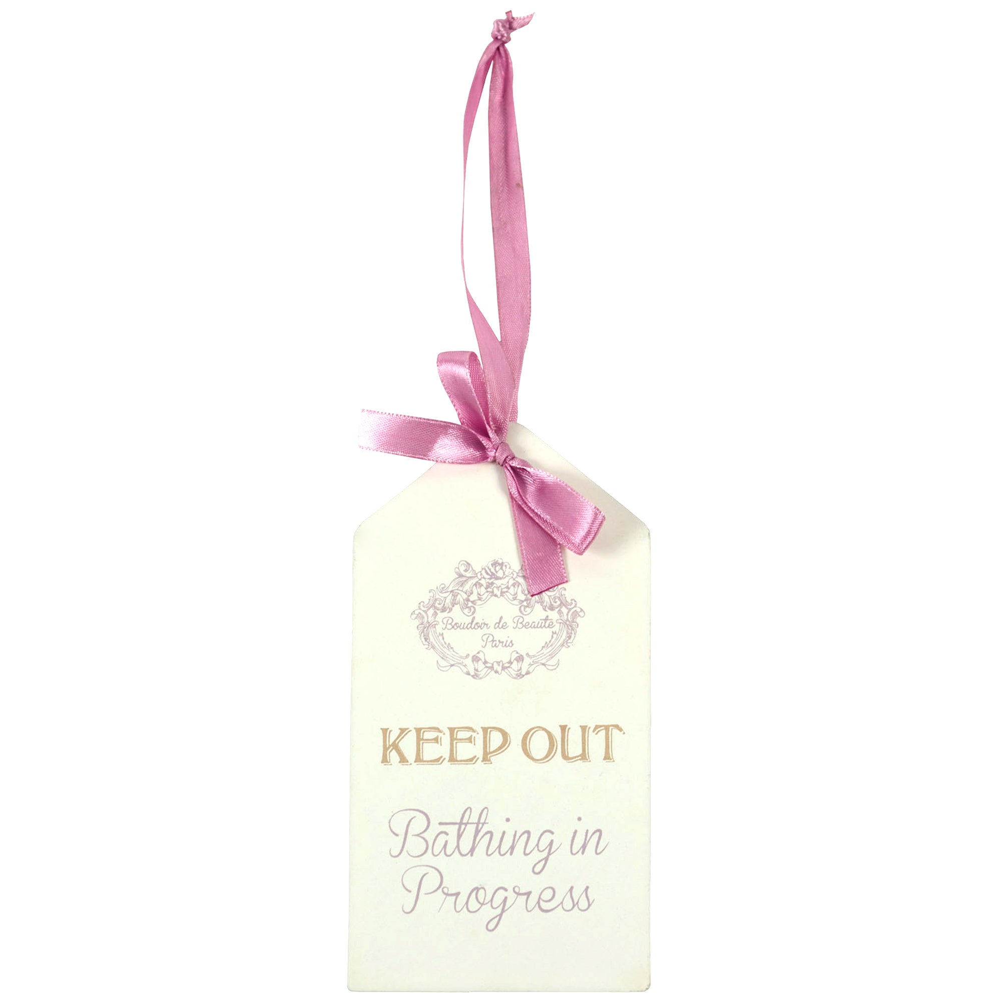 Boudoir Collection Door Hanger