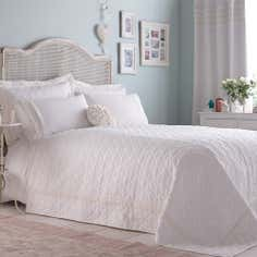 Ivory Avebury Collection Bedspread