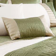 Green Athens Collection Boudoir Cushion Cover