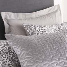 Silver Amber Collection Oxford Pillowcase
