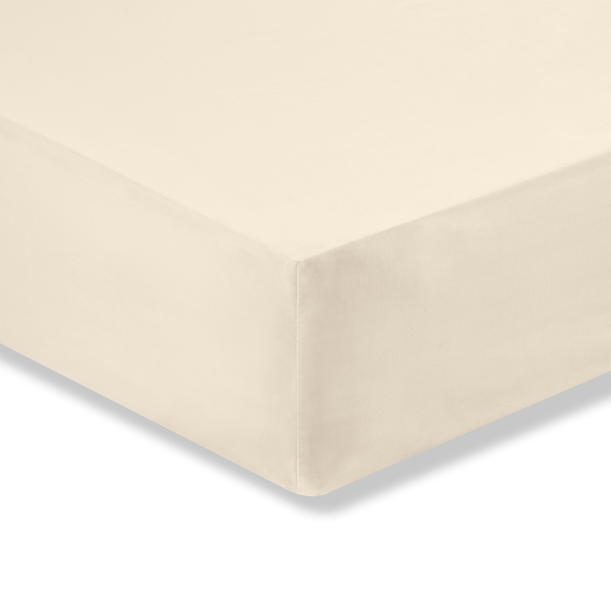 Easycare Plain Dye Collection Deep Fitted Sheet