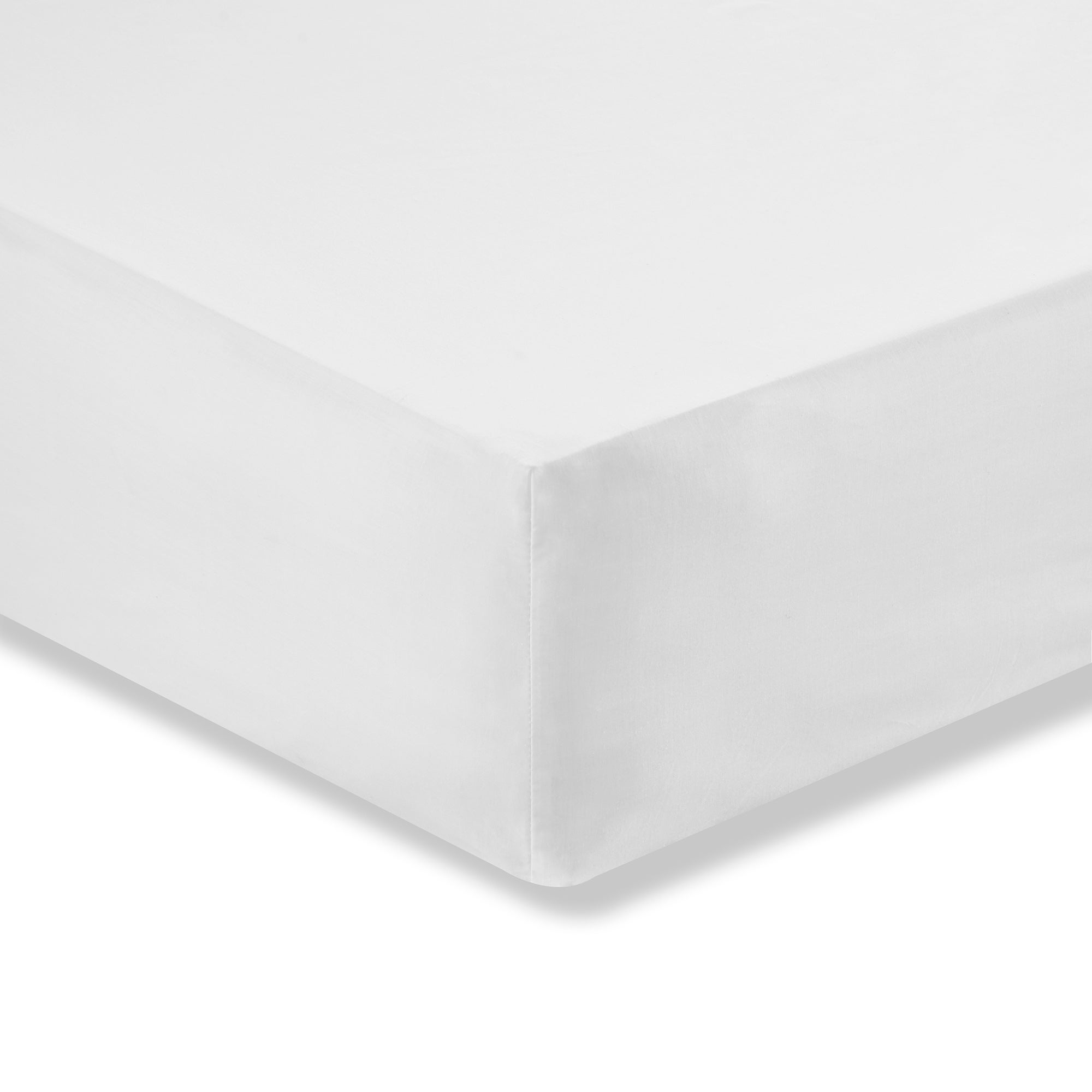 Easycare Plain Dye Collection Fitted Sheet
