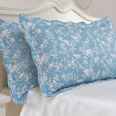 Blue Chinoiserie Collection Pillow Sham