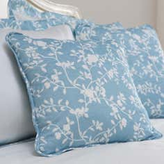 Blue Chinoiserie Collection Cushion