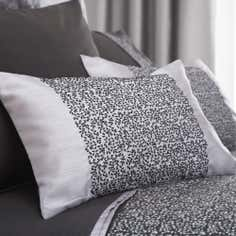 Black Mercury Collection Boudoir Cushion