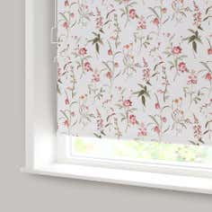 Red Alice Blackout Cordless Roller Blind