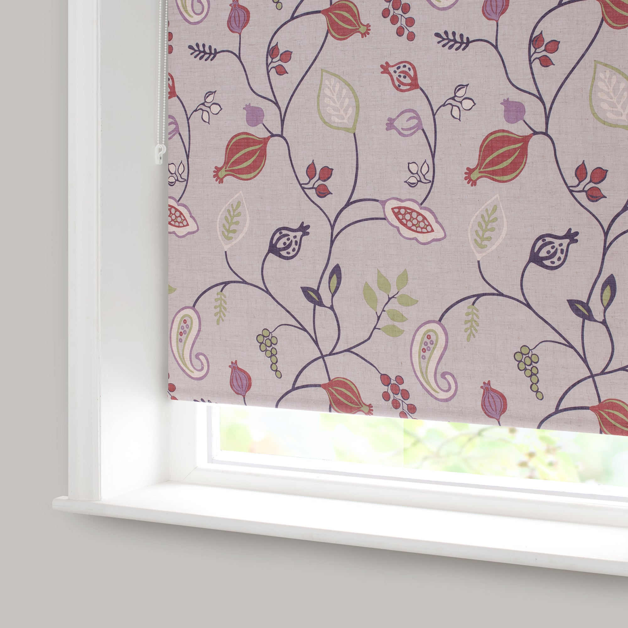 Buckleberry Blackout Roller Blind