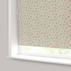Sage Rosebud Blackout Cordless Roller Blind