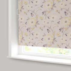 Ochre Vivienne Blackout Cordless Roller Blind