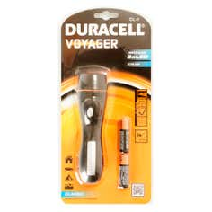 Duracell LED Torch With 2 AA Batteries