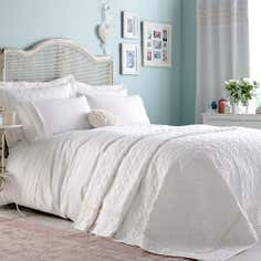 Ivory Avebury Collection Duvet Cover