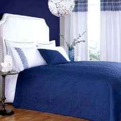 Blue Indi Collection Bedspread
