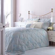 Duck Egg Olivia Collection Bedspread