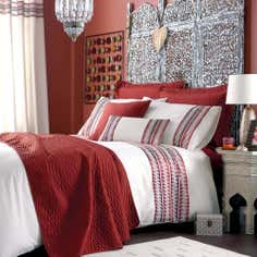 Terracotta Saffron Collection Duvet Cover