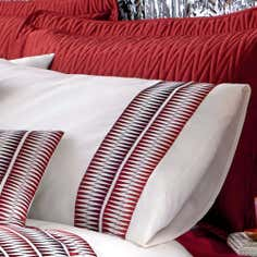 Terracotta Saffron Collection Housewife Pillowcase